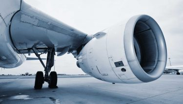 Revenues of large companies in the aerospace industry are growing - image courtesy of Depositphotos.