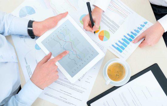 Business Advanced Analytics Data Analysis - image courtesy of Depositphotos.