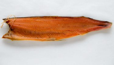 H. Forman & Son produce smoked salmon from London's East End.