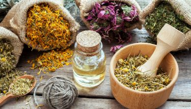 Natural products are becoming increasingly popular as more brands look into incorporating this concept into their products - image courtesy of Depositphotos.