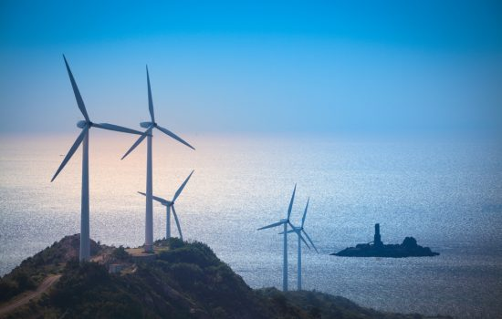 Most sustainable companies The capacity of offshore windfarms nearly doubled over 2018. Among the new offshore wind farms was the Walney Extension, the largest offshore wind farm in the world - image courtesy of Depositphotos.