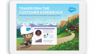 Salesforce - Connect Field Service Ebook