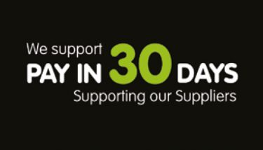 Payin30Days - We need to see more of this across supply chains