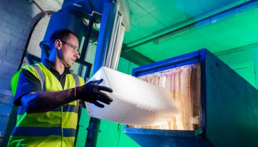 Plastic mould manufacturer, Coral Products, are investing in an in-house recycling plant to offer recycling services to housing associations - image courtesy of Plastic Mouldings.