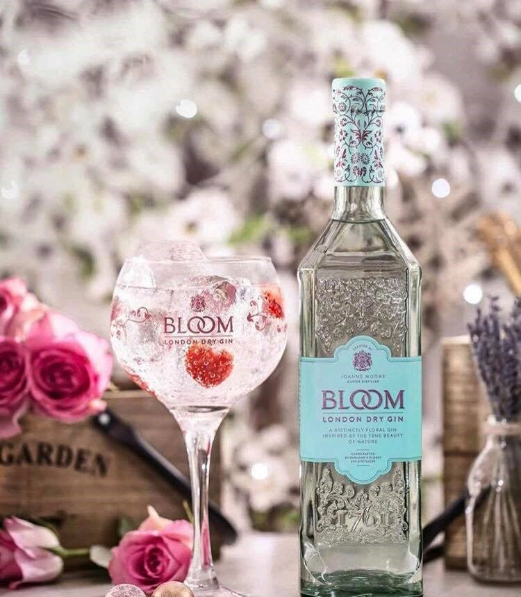 BLOOM gin is created at G&J Distillers.