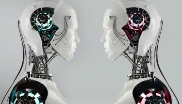 Manufacturers have yet to fully embrace artificial intelligence - image courtesy of Depositphotos.
