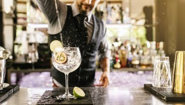 Traditional gin is projected to grow by around 5% over the next five years, and flavoured versions of the spirit by 3% - image courtesy of Depositphotos.