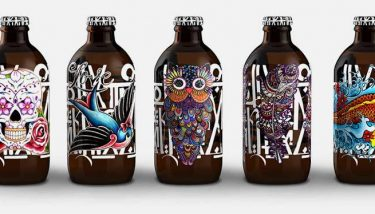 The innovation is enabled by digital printing, this can create highly personalised and customised glass packaging