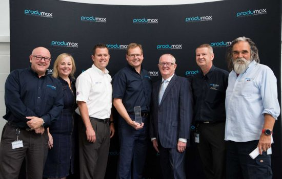SiG has helped Produmax double its return on assets, improve productivity by almost 40% and win three new customers - image courtesy of Sharing in Growth.