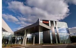 Yamazaki Mazak's European Headquarters in Worcester - image courtesy of Yamazaki Mazak.