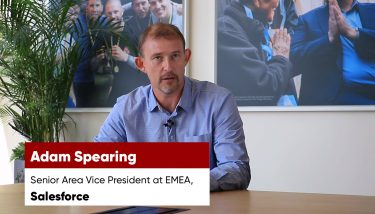 Employee Engagement - Adam Spearing - Salesforce - Empowering employees through collaborative systems will improve productivity