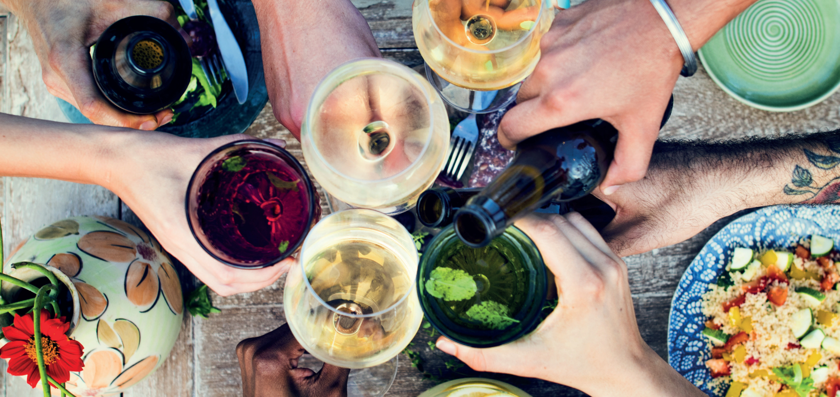 UK Wine Cider Spirits Food Drink - Stock