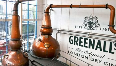 The gin boom will continue over the next five years.