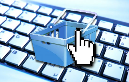E-commerce for trade shops is now very common - image courtesy of Pixabay