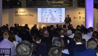 UK steel industry The 'Innovation Day' took place in London's iconic Science Museum - image courtesy of UK Steel.