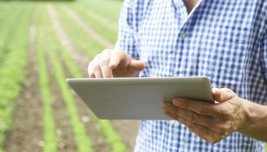 Digitalising farming could irrevocably change the sector - image courtesy of Depositphotos.
