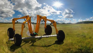 Agricultural robots, or 'agribots', are gradually being deployed across the world.