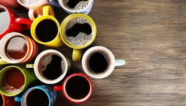 The patented technology is changing coffee and tea drinking experiences - image courtesy of Depositphotos.