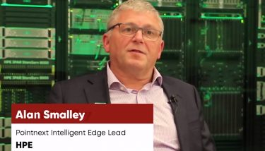 Digital Transformation - Alan Smalley, Pointnext Intelligent Edge Lead at HPE,