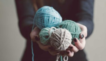 Cotton, wool, linen and silk are not synthetic materials - image courtesy of Depositphotos.
