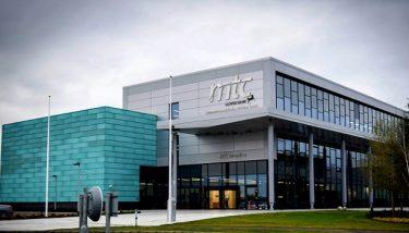 UK Skills Gap - Lloyds Bank Advanced Manufacturing Training Centre - image courtesy of Lloyds Bank
