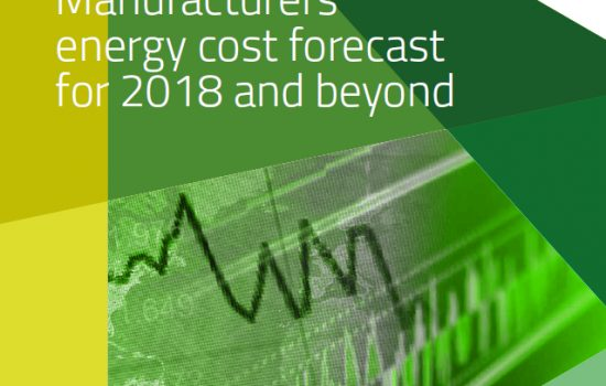 Inenco - Winter Outlook: Manufacturers' energy cost forecast for 2018 and beyond - Report - FC