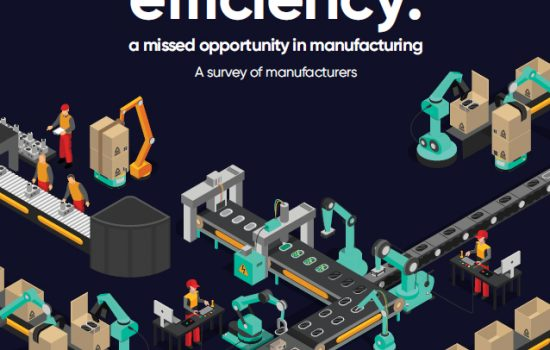 Front Cover - TM 2Degrees Manufacture2030 - Resource Efficiency Report 2018