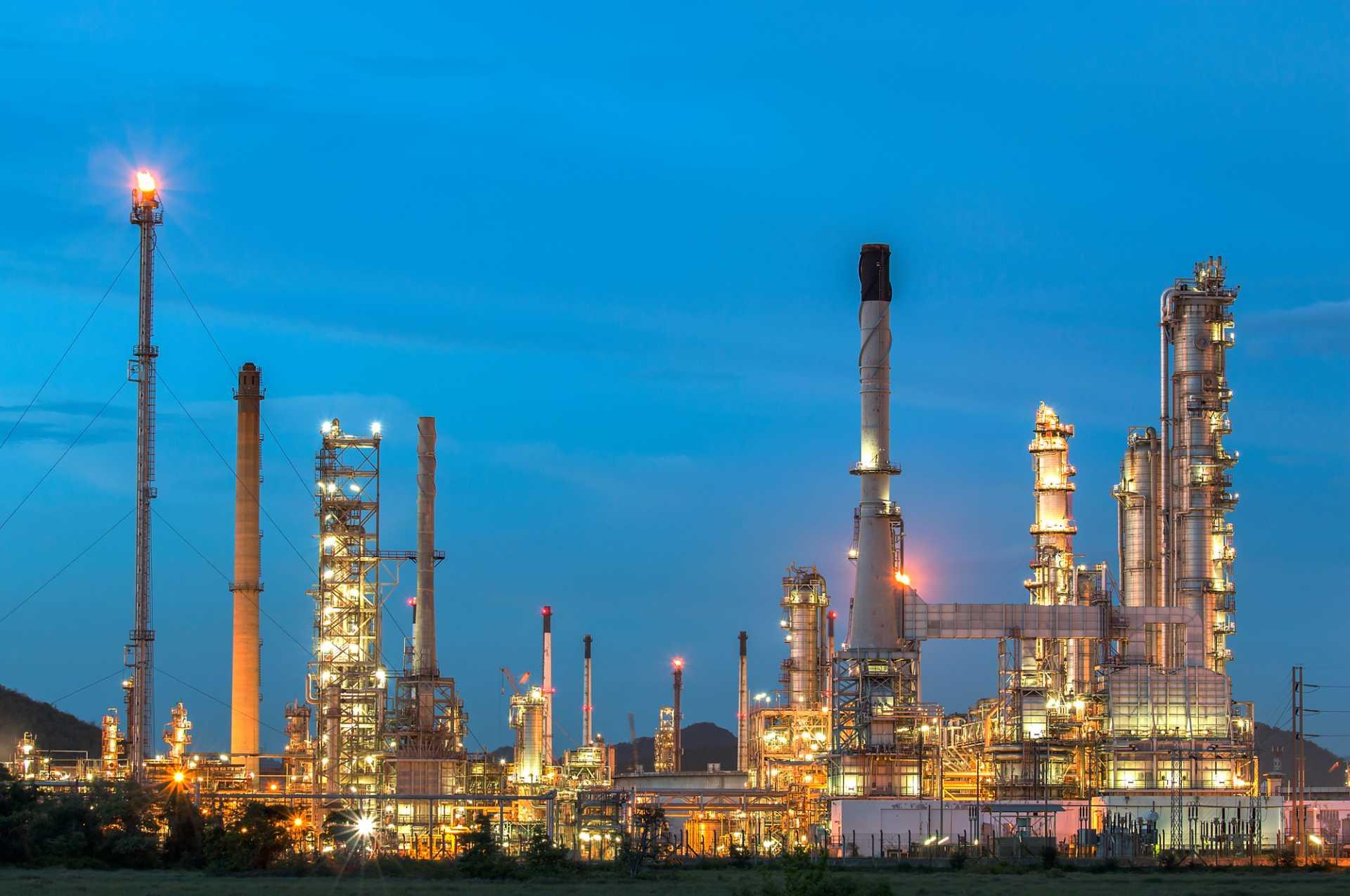 Factory CO2 Capture - image courtesy of Depositphotos. Biotechnology