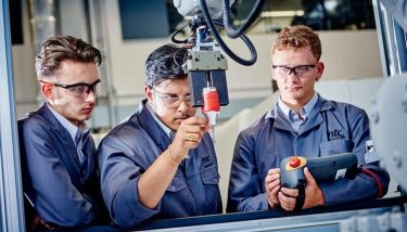 The MTC is aiming to recruit nearly 100 apprentices to start work in September 2019 - image courtesy of the Manufacturing Technology Centre.