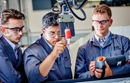 The MTC is aiming to recruit nearly 100 apprentices to start work in September 2019.