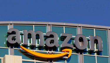 Amazon building in Santa Clara, California - image courtesy of Depositphotos