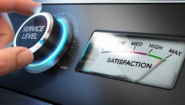 Customer Service Satisfaction Indicator Experience Economy Servitization - image courtesy of Depositphotos