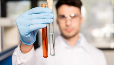 Gene testing could enable a faster accurate diagnosis - image courtesy of Depositphotos.