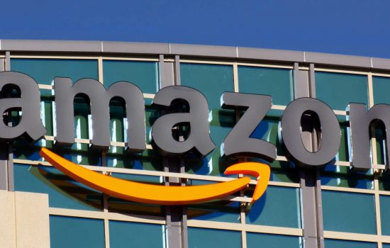 Feat Image CROP - Amazon building in Santa Clara, California - image courtesy of Depositphotos