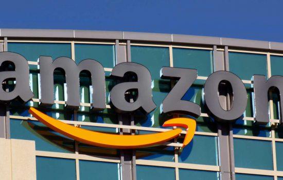Feat Image CROP - Amazon building in Santa Clara, California - image courtesy of Depositphotos