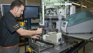 Smart Factory - The demand for innovation, capital investment and new technology has fuelled 400% growth over the past five years – image courtesy of Mechatronic Solutions.