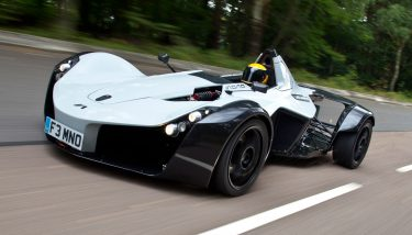 BAC Mono is made in Britain.