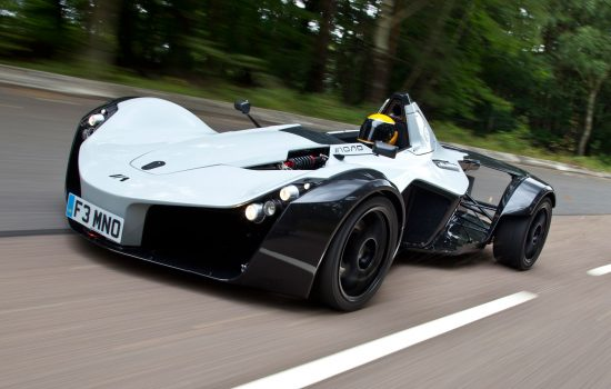 The BAC Mono is made in Britain.