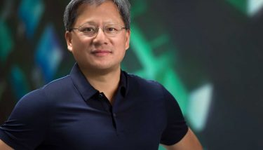 Jen-Hsun Jensen Huang, the President and CEO of Nvidia - image courtesy of Nvidia.