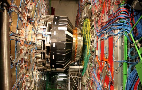 Fine Tubes supplied 130km of cooling tubes for CERN's Large Hadron Collider - image courtesy of Depositphotos.