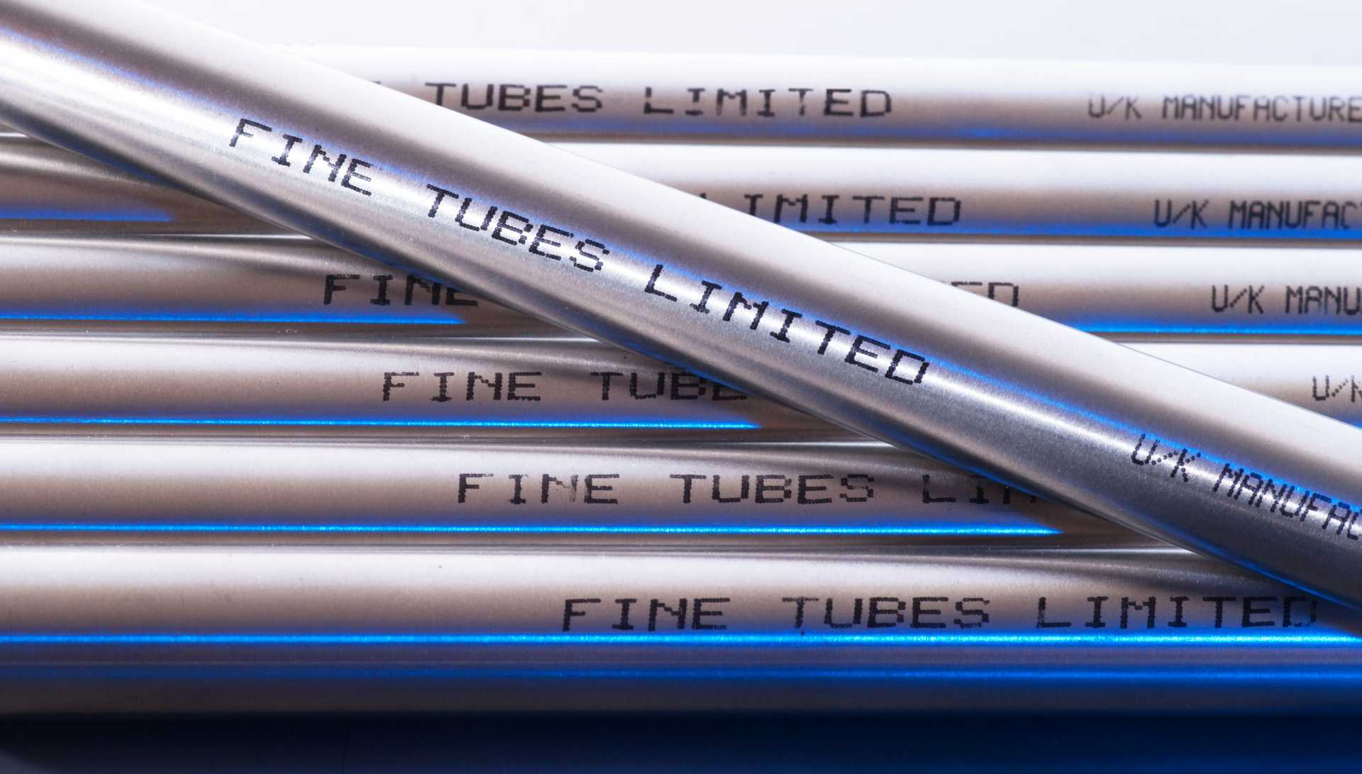 Fine Tubes have created tubes for aeroplane's hydraulic systems that enable the planes to stay in the air - image courtesy of Fine Tubes Ltd