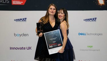 Gripple Limited at The Manufacturer MX Awards 2018 - image courtesy of The Manufacturer.