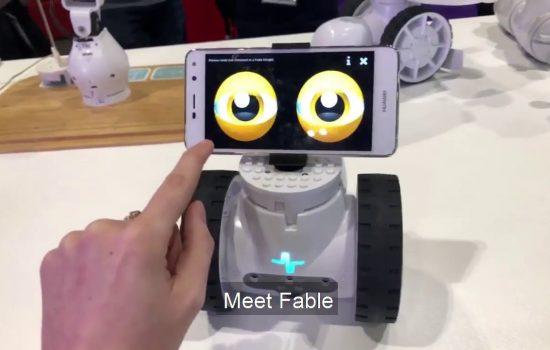 Fable robot thumbnail