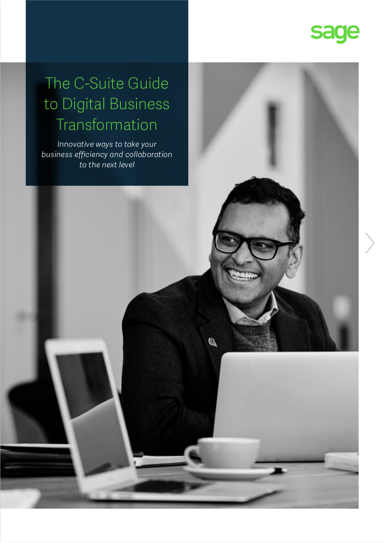 The C-Suite Guide to Digital Business Transformation - SAGE