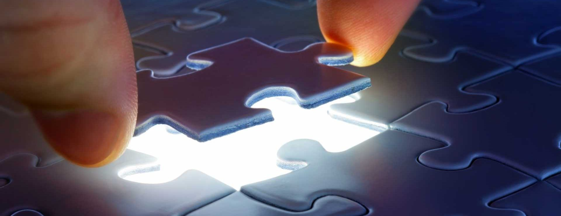 Production Planning Business Strategy Objective Puzzle Piece - image courtesy of Depositphotos.