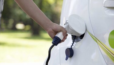 Consumer demand continues to grow for greener vehicles - image courtesy of Depositphotos.