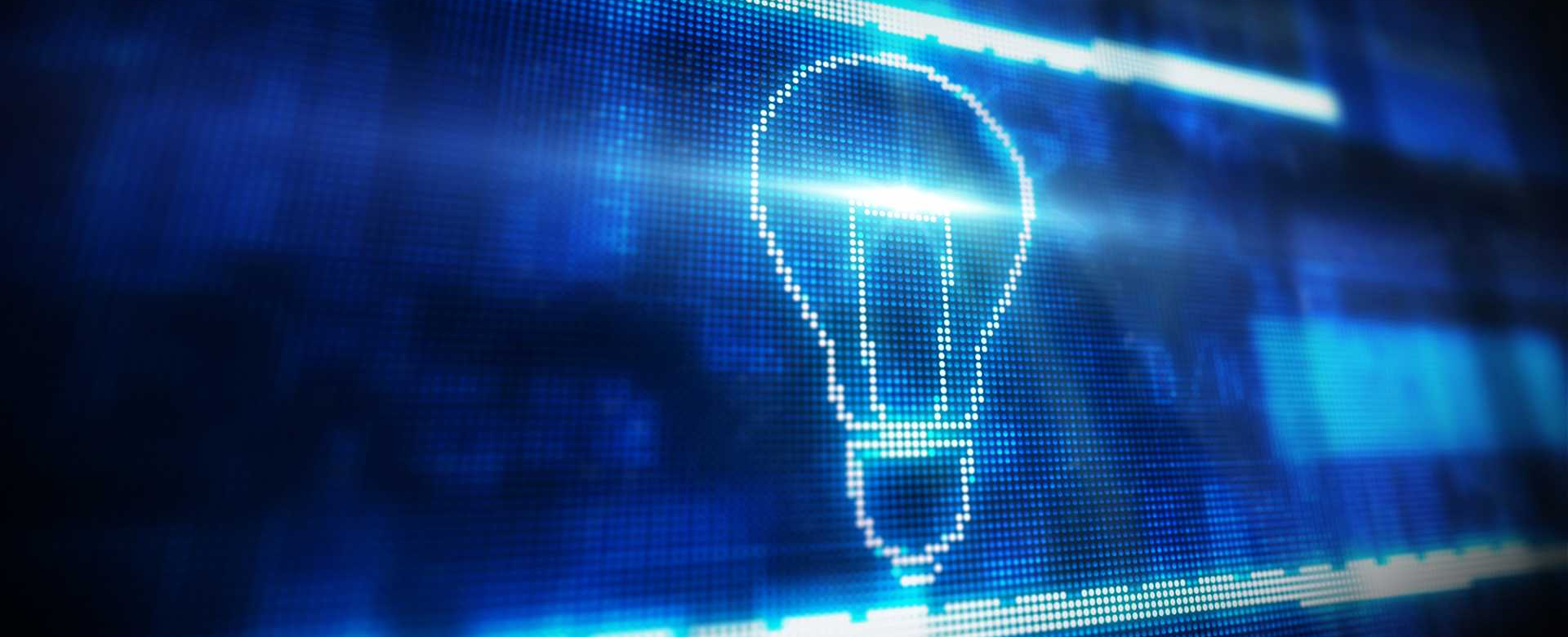 CROP - intellectual property digital economy innovation light bulb - image courtesy of Depositphotos