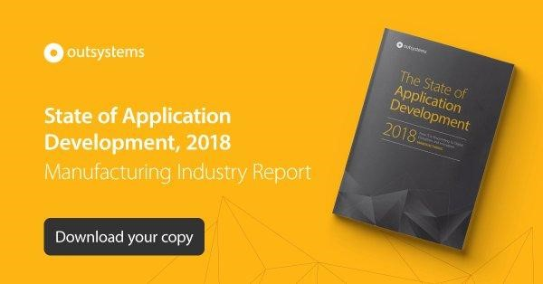 The State of Application Development, 2018 - OutSystems