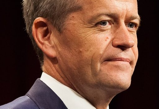 Labor leader Bill Shorten - image courtesy of Ross Caldwell [CC BY-SA 4.0 (httpscreativecommons.orglicensesby-sa4.0)], from Wikimedia Commons