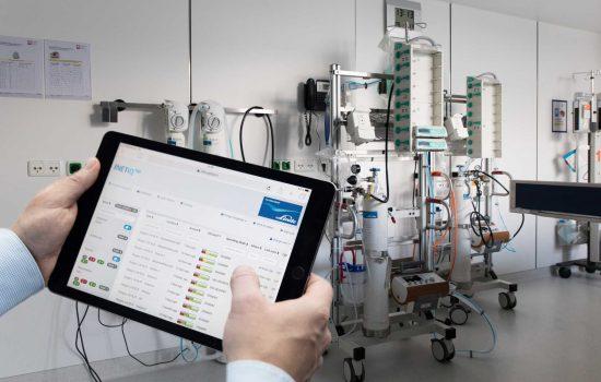 smart iot healthcare Nexus IE